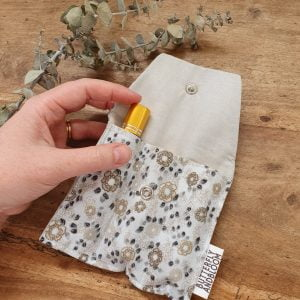 Essential Oil Pouch | Butterfly and Bloom