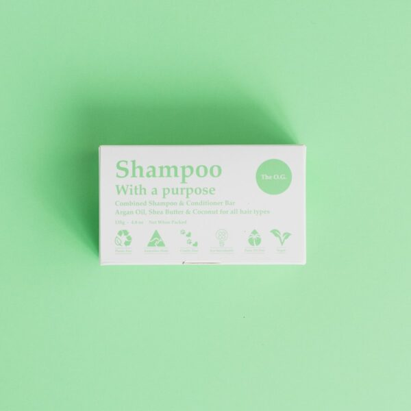 Shampoo with a purpose - The O.G