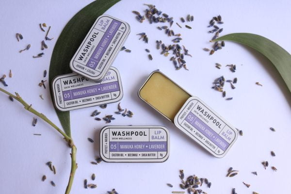 Honey and Lavender Lip Balm
