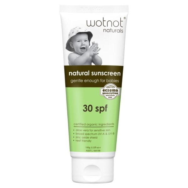 Natural Baby Sunscreen