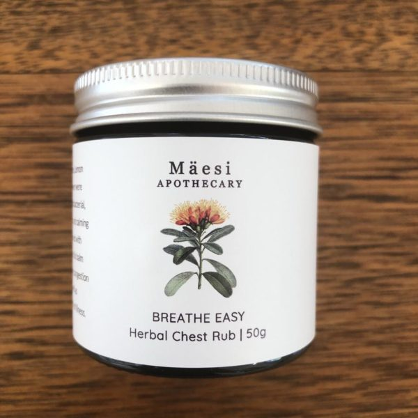 Breathe Easy Natural Chest Rub