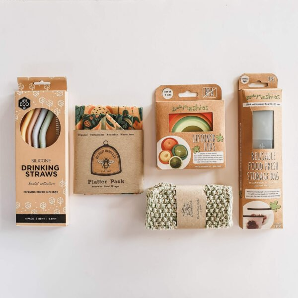 Eco friendly reusable products for the kitchen