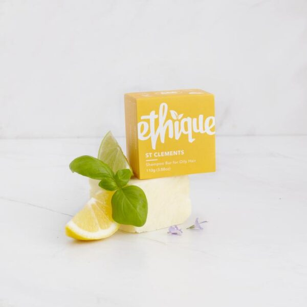 Ethique Shampoo Bar for oily hair - St Clements