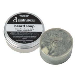Natural Beard Soap with aniseed myrtle