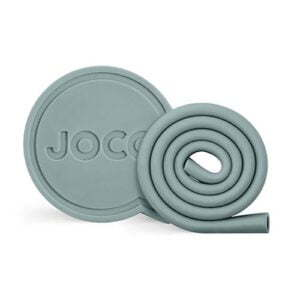 "Joco Roll Straw 7"" Blue stone"