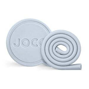 "Joco Roll Straw 7"" Vintage Blue"