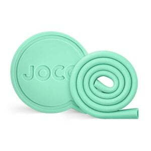 "Joco Roll Straw 7"" Vintage Green"