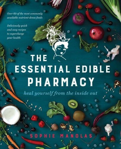 Book about natural ways to look after yourself using plants