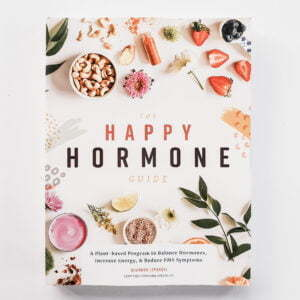 Happy Hormone book Butterfly and Bloom