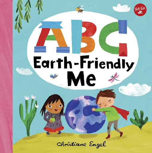 ABC Earth-Friendly Me Book