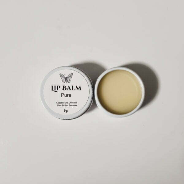 Butterfly and Bloom - Pure natural lip balm