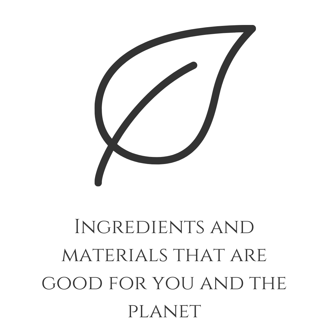Ingredients and Materials Butterfly and Bloom